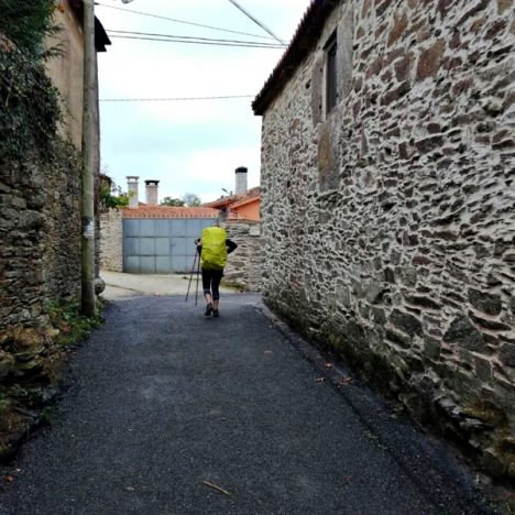Camino de Santiago, päivät 11 ja 12: Portomarin – Palas de Rei – Ribadiso