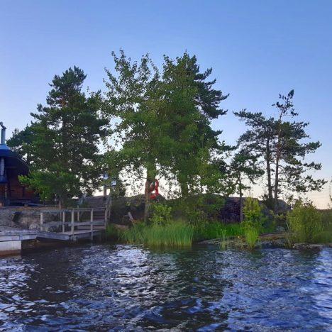 Hiljaisuus valuu sieluun saakka Koloveden kansallispuistossa